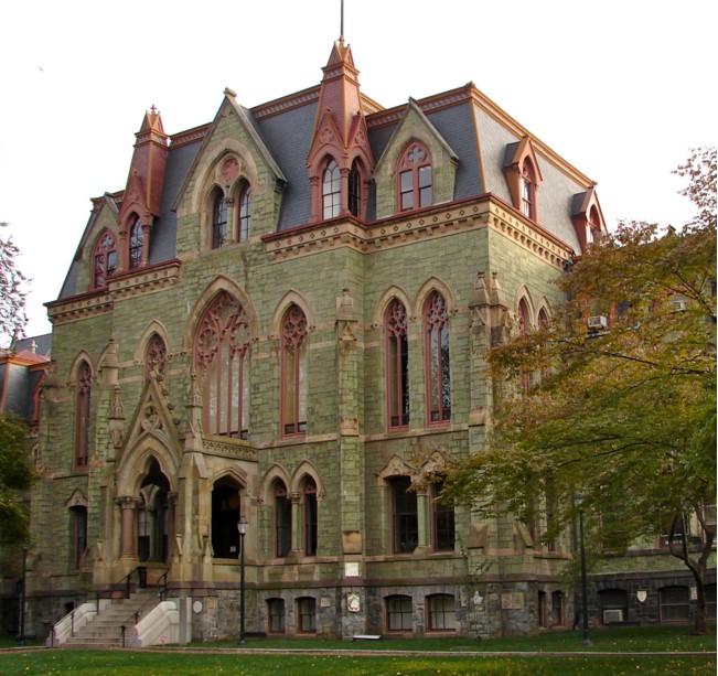 ペンシルベニア大学