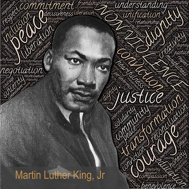 マーティン・ルーサー・キング