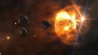 2月16日に隕石の接近で人類は滅亡!?小惑星2016WF9の真実について