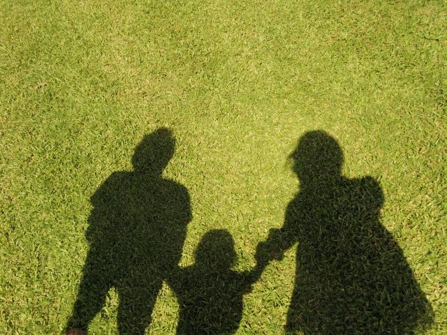 父親と母親