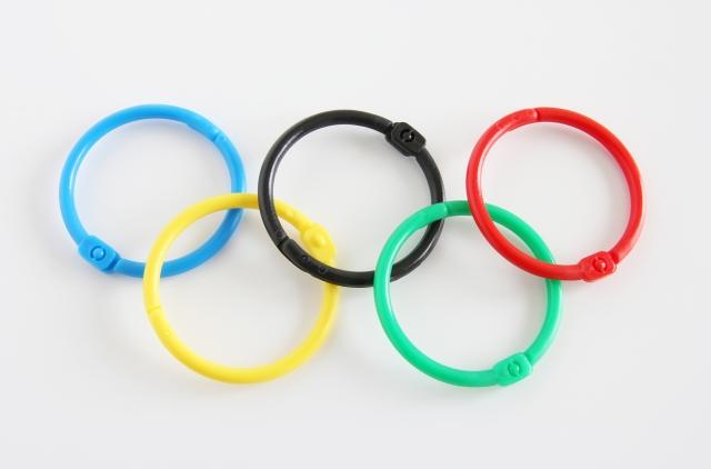 白石阿島とオリンピック