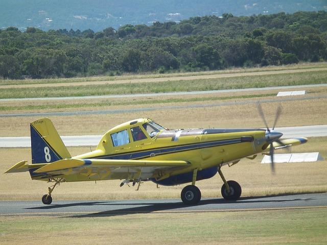 パイパー社製のPA-28機