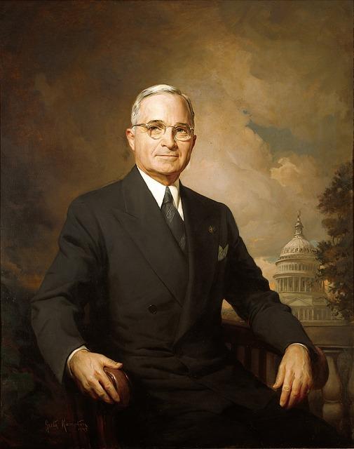 トルーマン大統領