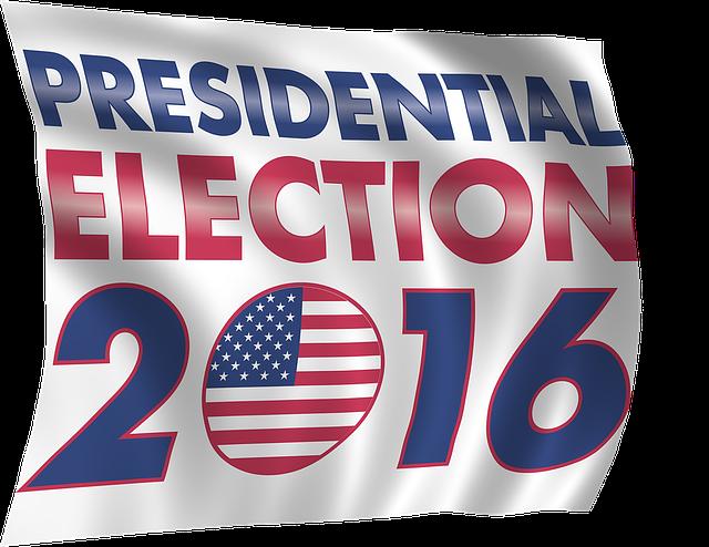 アメリカ大統領選2016