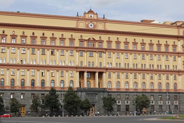 ロシア連邦保安局(旧KGB)