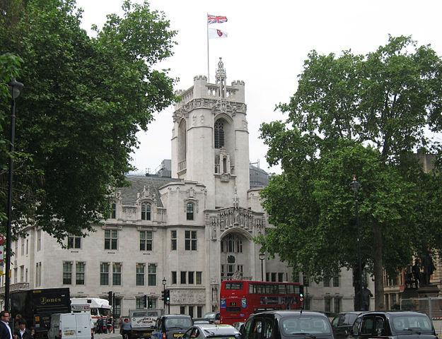 英最高裁判所
