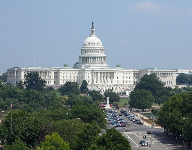 アメリカ連邦議会議事堂