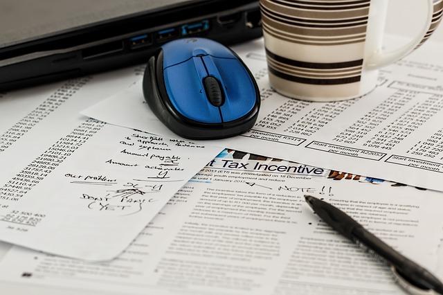 税金の控除