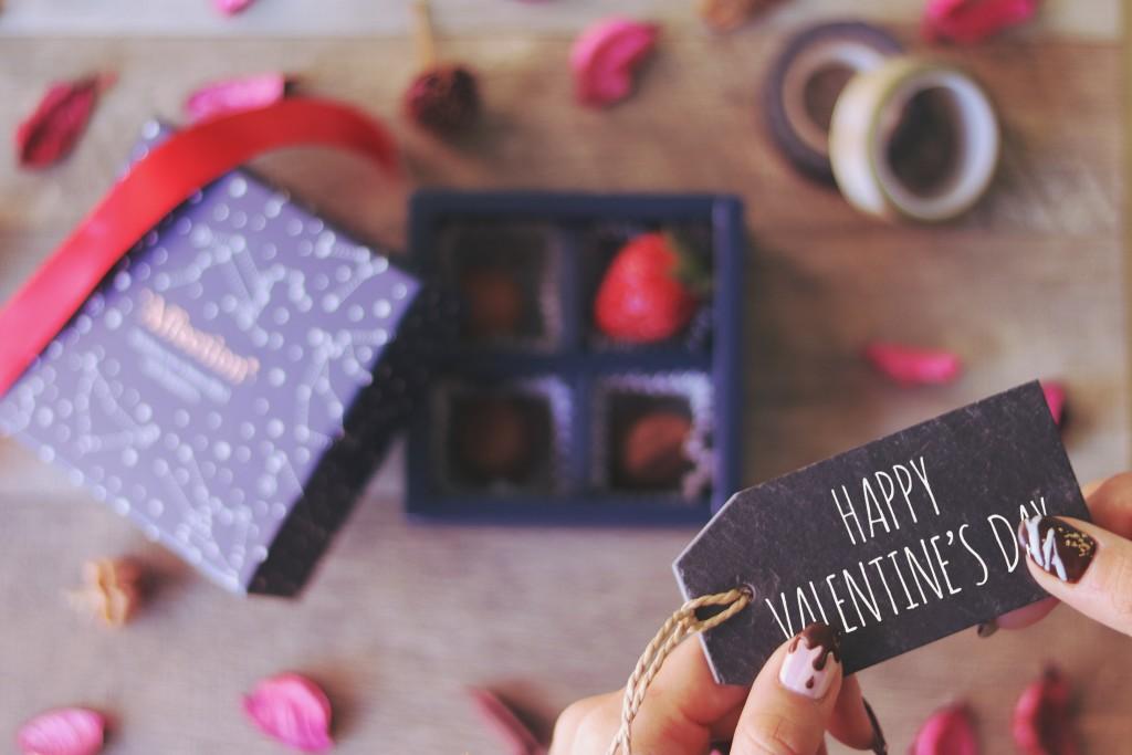 バレンタインプレゼント